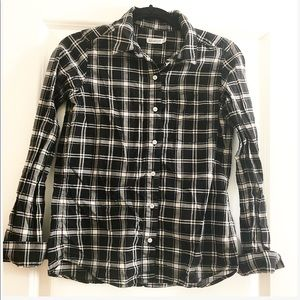 Lark & Wolff by Steven Alan Plaid Button-down